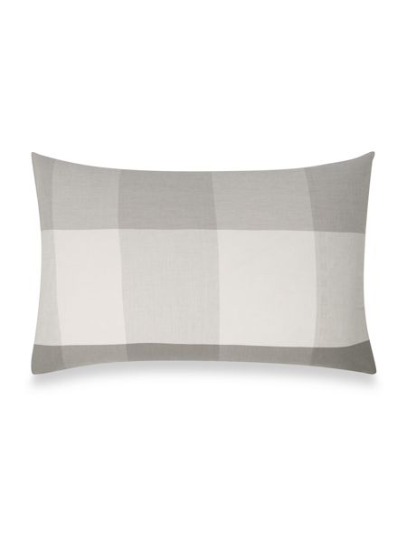 Gray & Willow Marsta check pillowcase pair