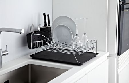 Linea Large wire dish rack