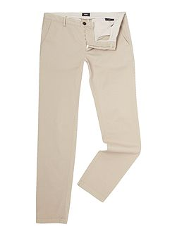 Rice slim fit trousers