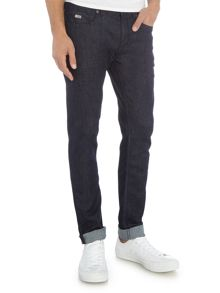 Hugo Boss Charlston slim fit dark wash jeans