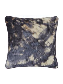 Linea Abstract velvet cushion