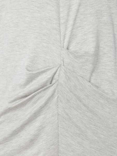 Gray & Willow Taimi tuck front tee