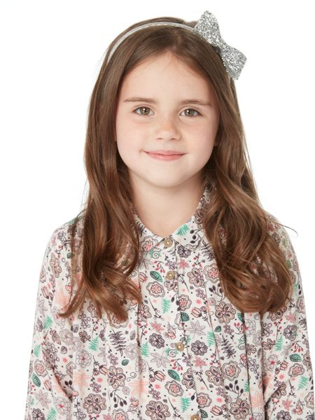Little Dickins & Jones Girls Paisley blouse
