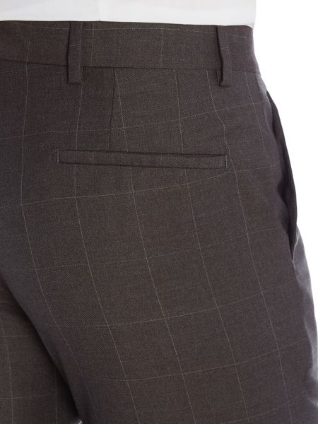 PS By Paul Smith Windowpane Suit Trousers