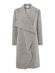Gray & Willow Jonna waterfall coat