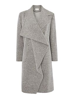 Jonna waterfall coat