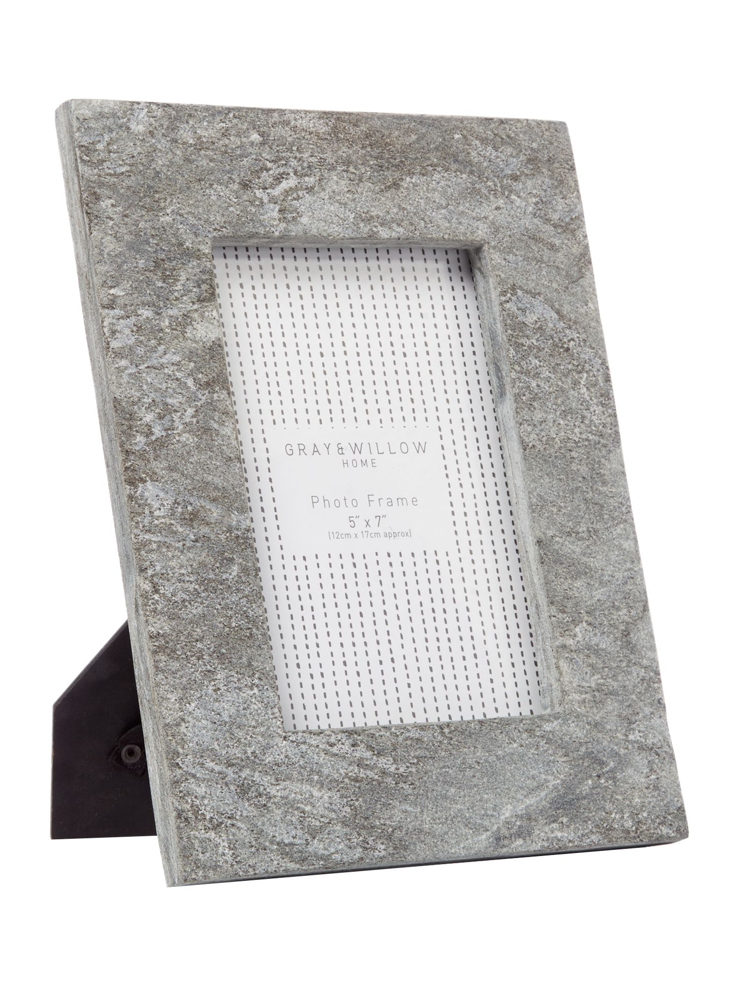 Gray & Willow Gray & Willow Silver Slate Frame 5x7