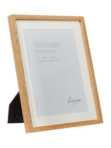 Linea Pale Wood A4 Poster Frame