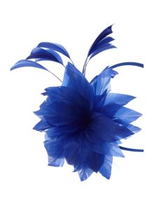 Linea Jocelyn Feather Fascinator