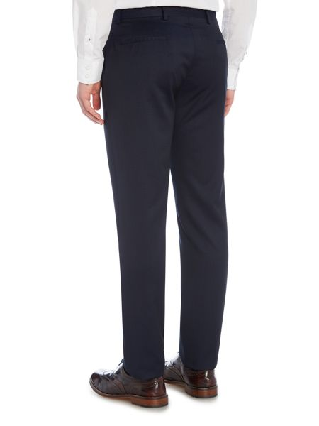 PS By Paul Smith Broken Stripe Suit Trousers