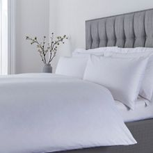 Luxury Hotel Collection 500 TC silk touch fitted sheet