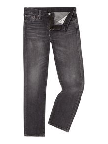 Levi's JN 504 Regular Straight Black Talon Jean
