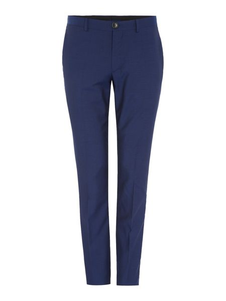 PS By Paul Smith Wool Mohair Suit Trousers