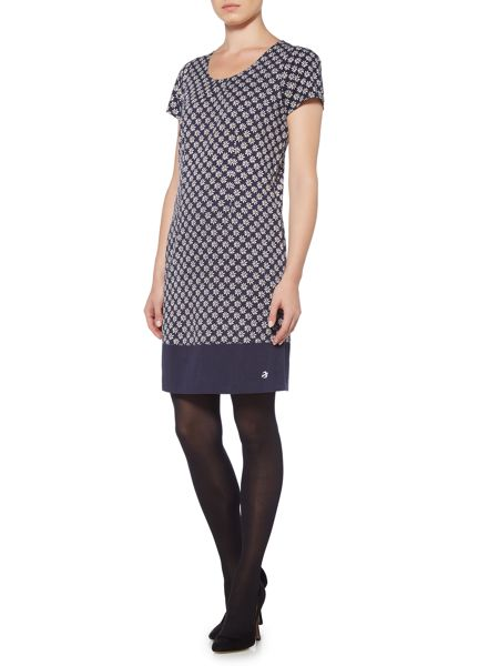 Brakeburn Daisy Shift Dress