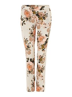Spring Printed Trousers