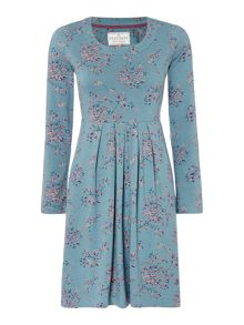 Brakeburn Blossom Long Sleeve Dress