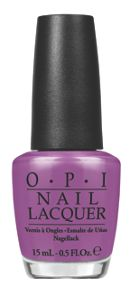 OPI New Orleans Collection `I Manicure For Beads`