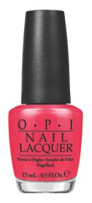 OPI New Orleans Collection `She`s a Bad Muffuletta!`