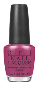 OPI New Orleans `Spare Me a French Quarter?`
