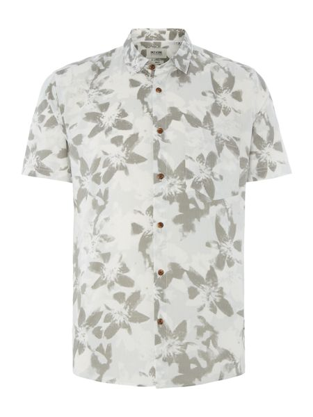 Only & Sons Floral Short Sleeve Shirt