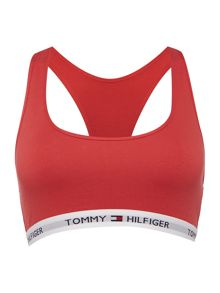 Tommy Hilfiger Logo crop top