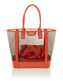 Lipsy Summer beach bag
