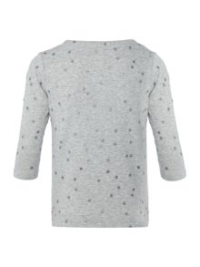Joules Girls Star print top
