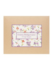 Emma Bridgewater Wallflower 4 Cup Teapot Boxed
