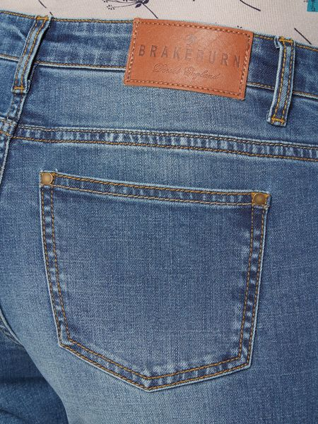 Brakeburn Straight Fit Jeans