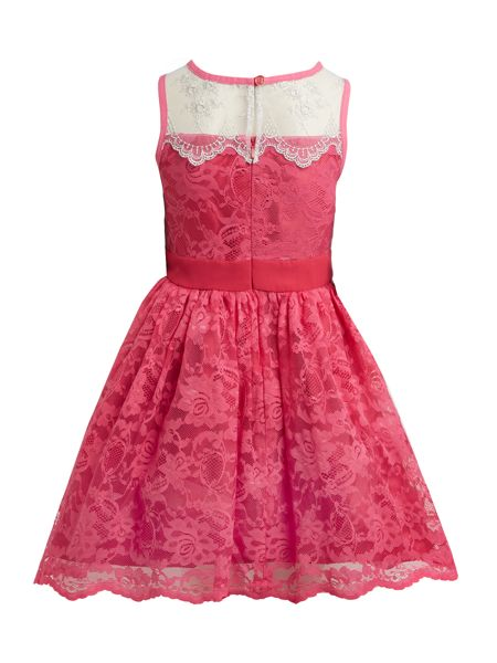 Little Misdress Girls Fit and flare dress