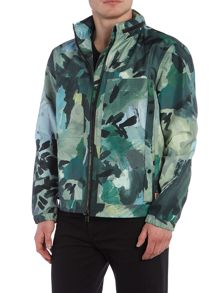 Hunter Original 3 Layer Bontanical Print Blouson