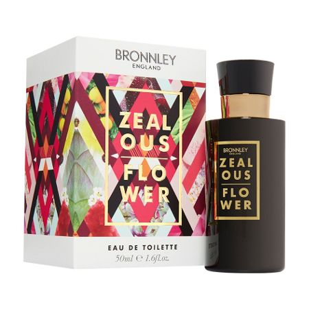 Bronnley Zealous Flower Eau De Toilette 50ml