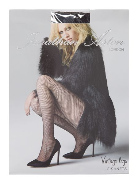 Jonathan Aston Vintage legs fishnet tights
