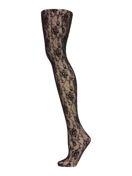 Jonathan Aston Vintage legs sweet roses tights
