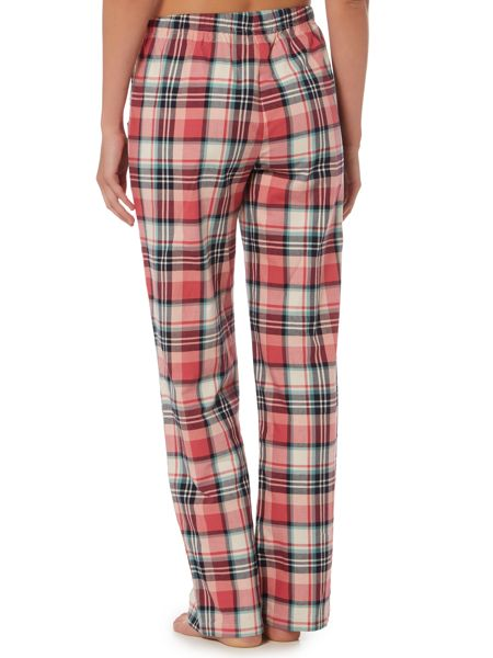 Dickins & Jones Eloise Check Pyjama Trouser