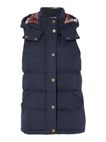 Brakeburn Hooded Gilet