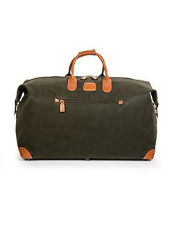 Life Olive Soft Medium Holdall