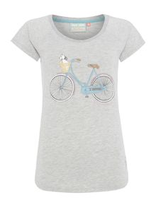 Brakeburn Basket Bike T-Shirt