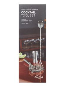 Linea Cocktail tool set