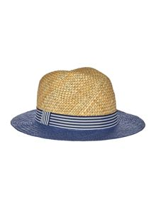 Dickins & Jones Dickins and Jones Stripe Trilby