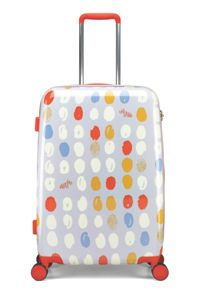 Radley DNA 8 wheel hard medium suitcase
