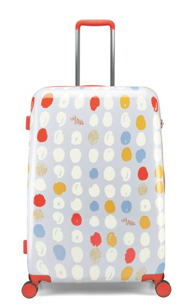 Radley DNA 8 wheel hard large suitcase