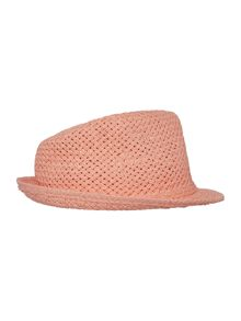 Dickins & Jones Plain Trim Trilby