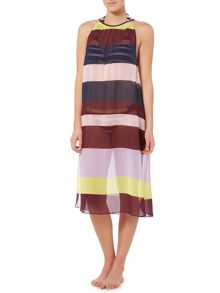 Ted Baker Modala high neck cover up
