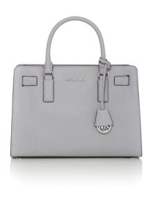 Michael Kors Dillon grey tote bag