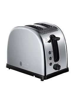 Legacy Stainless Steel 2 Slice Toaster