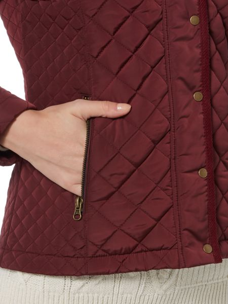 Dickins & Jones Quilted Jacket
