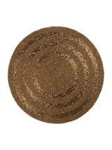 Linea Gold halo placemat set of 2