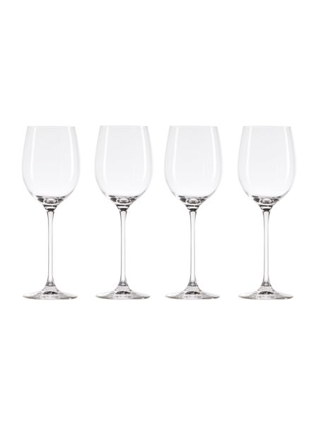 Linea Madison white wine glasses set of 4