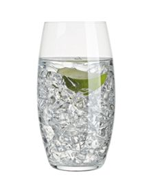 Linea Madison crystal hi-ball set of 4